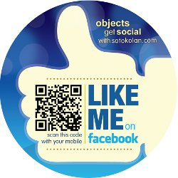 Like Me Sticker from sotokolan.com